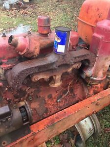 Allis Chalmers Wc Wd Wf Exhaust Manifold