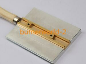 T slot Plate For Hot Foil Stamping Machine Embossing 10 13cm 6 9cm