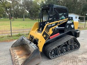 2016 Asv Rt60 Skid Steer Loader
