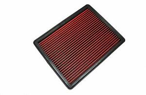 Engine Air Filter Washable And Reusable 1999 2019 Chevy Gmc Truck And Suv V6 V8