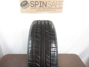 Single Used 215 60r16 Michelin Premier A S 95v 7 5 32 L Dot 2318