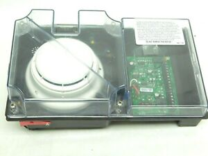 Used Simplex 4098 9756 Air Duct Sensor Housing Smoke Detector Fire Alarm Ct