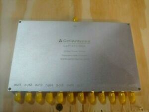 Power Divider And Combiner 698 2700mhz 12way Sma Female Conn 10w