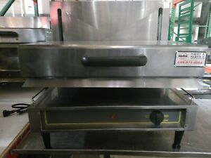 Equipex Sem 60q 24 Electric Salamander Broiler 208 Volts Single Phase