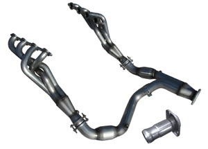 American Racing Headers 1 3 4in X 3in Long System W Cats For 07 18 Gm 6 0l