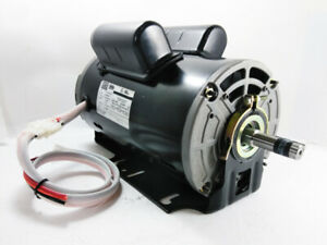 Coats 9010e 9024e 2 Hp Electric Motor For Tire Changer Plug Play Weg Warranty
