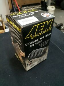 Aem Induction 21 2057bf Brute Force Dryflow Air Filter