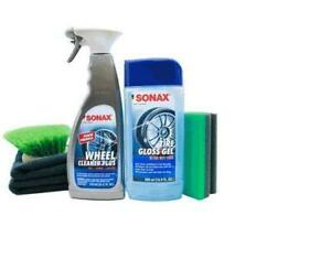Sonax Wheel Cleaner Plus Wheel Tire Kit Free Shipping 2 Pack