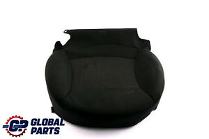 Bmw Mini Cooper R55 R56 R57 Front Left N s Basic Seat Cover Cloth Fabric Black