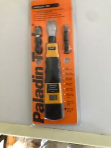 Paladin Tools Surepunch Pro Pdt Handle With 66 110 Blades New