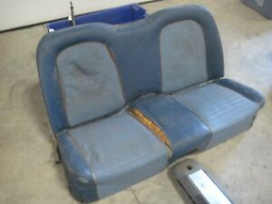 61 63 1961 1962 1963 Ford Thunderbird Rear Seat Oem