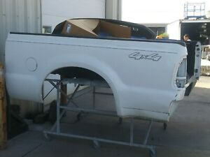 Ford Short Bed Pick Up Bed Rust Free