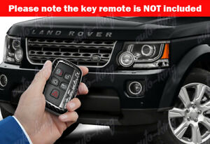 Real Carbon Fiber Remote Key Shell Cover For Land Rover Range Rover Discovery X1