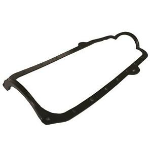 Speedway Small Block Chevy Sbc 350 2pc rm Oil Pan Gasket 1975 1985 One piece