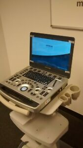 Mindray M9 Ultrasound System With Cardiac And Vascular Probes Included
