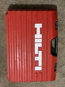 Hilti te 800 Avr Demolition Hammer Drill With Case And Extras
