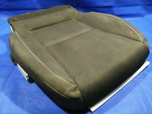 2010 2015 Chevrolet Camaro Driver Seat Cushion Upholstery Lower Cover Skin Wrap