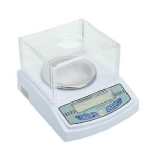 3000g 0 01g Lab Analytical Balance Digital Precision Electronic Scale Weight