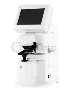 Touch Screen 7 Lcd Auto Lensmeter Optical Lensometer Power Pd Measure Ng