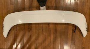 98 01 1998 2001 Subaru Impreza 2 5 Rs Gc8 Sedan Rear Spoiler Wing White Oem