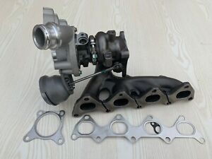 Vw Golf Vi Jetta Passat B6 Scirocco Caxa 1 4 Tsi 122hp Td025 49373 Turbocharger