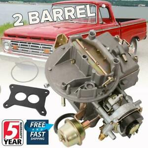 Upgraded Carburetor 2100 A800 For Ford Mustang F100 F250 F350 Jeep 2 Barrel Carb