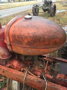 Allis Chalmers Wd Wd45 Fuel Gas Tank