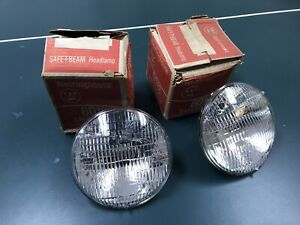 Nos Safe T Beam Headlamp Westinghouse Porsche Ford Gm