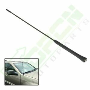 For Ford Focus Fusion Fiesta 16 Radio Mast Whip Aerial Roof Fuba Am Fm Antenna