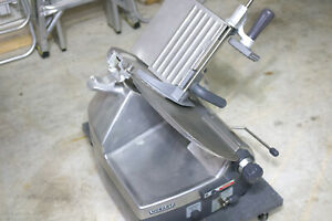 Hobart 2712 Automatic 2 speed 12 Meat Cheese Deli Sub Slicer no Sharpener