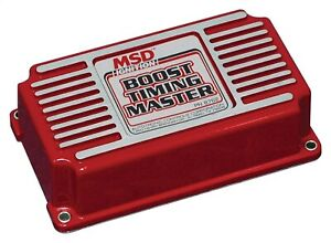 Msd Ignition 8762 Boost Timing Controls Boost Timing Master