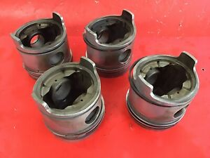 Ford Tractor Piston 172 Diesel 4 Cylinder 801 901 4000 Conn 6110 k 002 O s