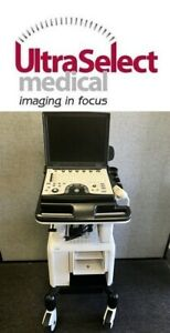 Ge Logiq E next Gen Ultrasound Including Convex And Linear Probes