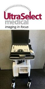 Ge Logiq E next Gen Ultrasound Including Convex Or Linear Probe