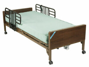 Drive Hospital Bed Delta Ultra Light Semi Electric Hospital Bed Frame Only