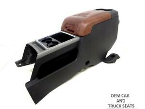 Ford Super Duty King Ranch Flow Through Center Console 2012 2013 2014 2015 2016
