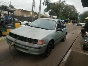 Toyota 3ee 4 Or 5 Speed Standard Manual Transmission Fits 1991 1994 Tercel