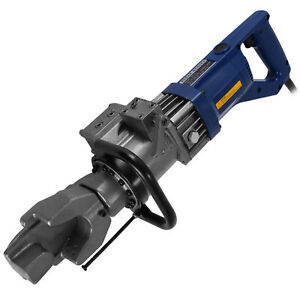Rebar Bender 800w Rb16mm 5 8 Electric Hydraulic Hand Held 5 0 130 bending