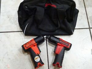 Snap On Impact Ct761ao 3 8 Ct761aqc 1 4 Impact Dr Soft Carrying Bag