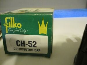 New Ignition Distributor Cap Filko Ch 52 8 Cylinder Cap Mopar