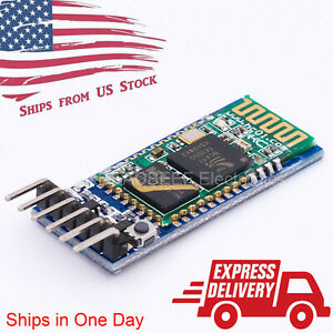 Hc 05 Bluetooth Wireless Transceiver Module Master slave Mode Rs232 For Arduino