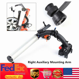 Tire Wheel Changer Machine Right Auxiliary Mounting Arm Tyre Changer Assist Usa