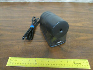 X acto Powerhouse Electric Pencil Sharpener 179x Black New Open Box