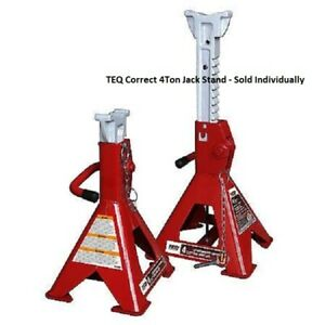 Teq Correct 4ton Jack Stand Sold Individually