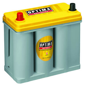 Optima 9071 167 Yellowtop D51 Agm Battery