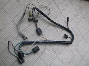 1975 1978 Ford Mustang Ii Cobra Engine Wire Harness Wiring Oem