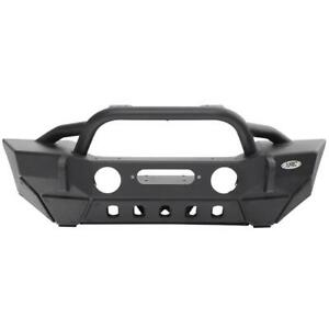 Xrc Front Bumper W Stinger Winch Plate D rings Fits Jeep Wrangler Jl 2018
