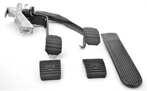 Brake Clutch Pedal Assembly With Pedal Pad Kit Fits Volkswagen Type1 Bug Ghia