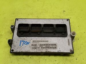 5094888ad 2007 Jeep Grand Cherokee Engine Computer Module Computer Ecu Ecm