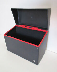 Time Design System Organizer File Storage Box For A5 Size Inserts Never Used